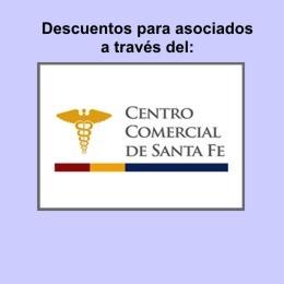 cgcesantafe - logo centro comercial - descuentos
