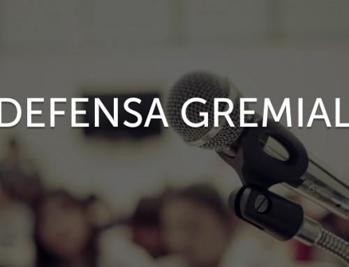 Las Instituciones en Defensa de los Derechos de los Profesionales.
