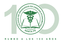 Colegio de Graduados en Ciencias Económicas Logo