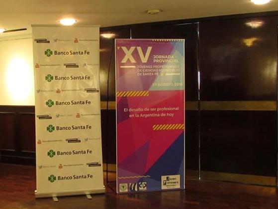 XV Jornada Provincial de Jóvenes Profesionales.