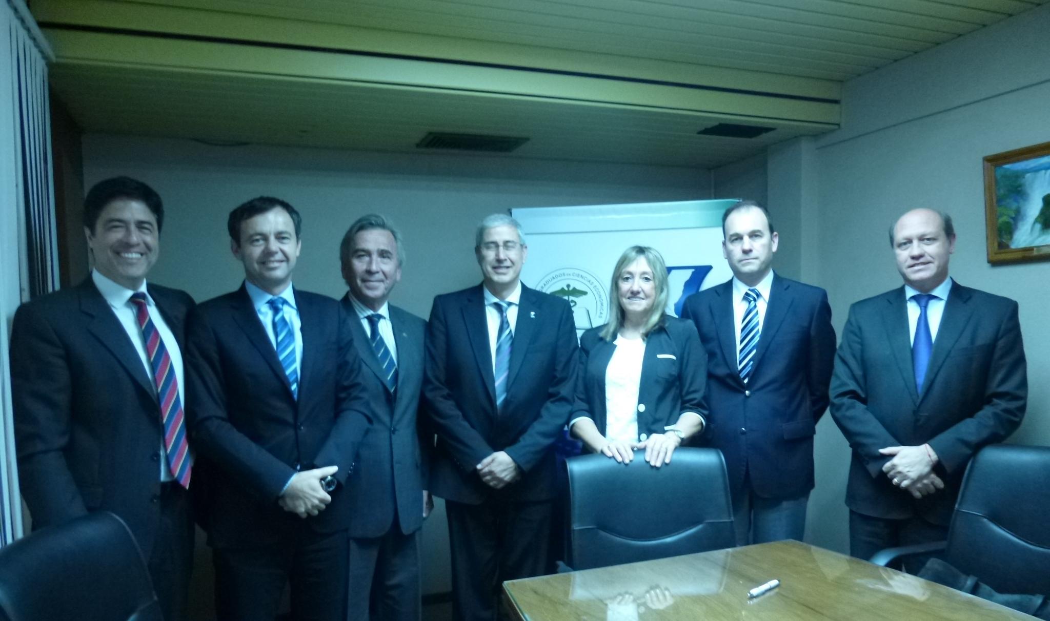 Renovación Convenio de Cooperación con el Tribunal de Cuentas de la Provincia de Santa Fe.